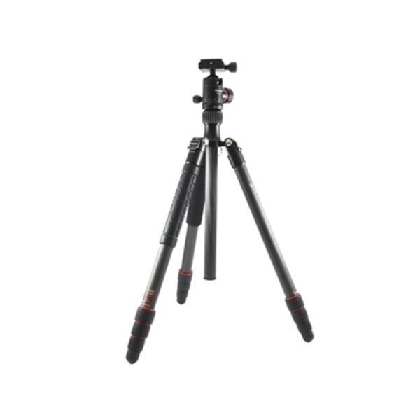 《新品アクセサリー》 FOTOPRO (フォトプロ) トラベルカーボン4段三脚 X-5CN