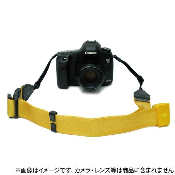 《新品アクセサリー》 diagnl (ダイアグナル) ニンジャストラップ38mm イエロー