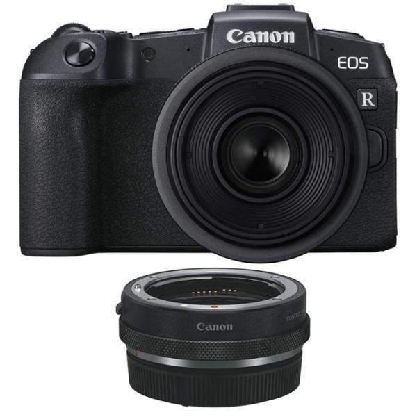 《新品》 Canon (キヤノン) EOS RP RF35 MACRO IS STM マウントアダプターキット 【RF24-105mm F4L IS USMと同時購入で¥20,000-キャッシュバック】|ymapcamera