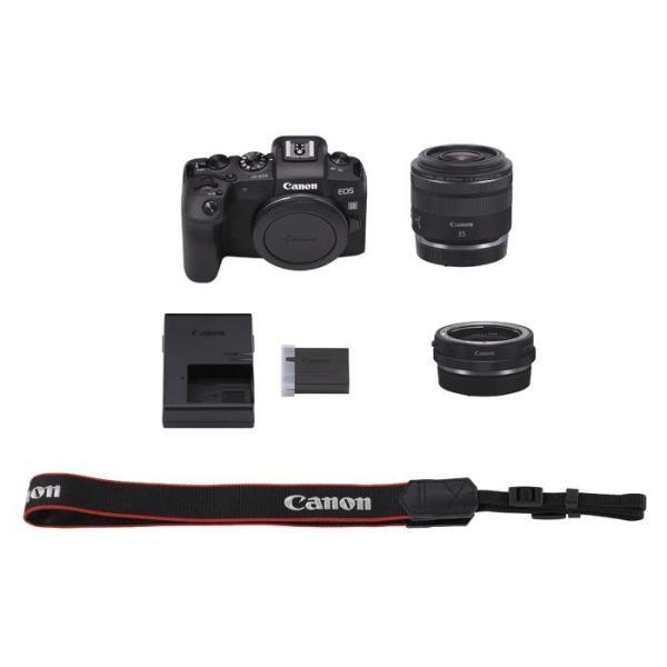 《新品》 Canon (キヤノン) EOS RP RF35 MACRO IS STM マウントアダプターキット 【RF24-105mm F4L IS USMと同時購入で¥20,000-キャッシュバック】|ymapcamera|02