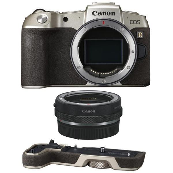 《新品》 Canon (キヤノン) EOS RP マウントアダプターSPキット ゴールド 【RF24-105mm F4L IS USMと同時購入で¥20,000-キャッシュバック】|ymapcamera