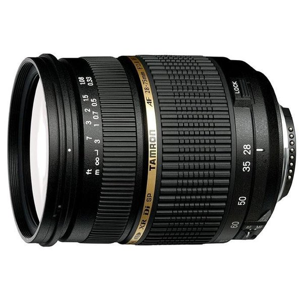 《新品》 TAMRON(タムロン) SP 28-75mm F2.8 XR Di LD ASPH [IF] Macro(ニコン用)