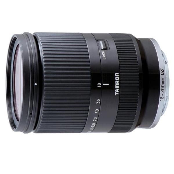 《新品》 TAMRON(タムロン) 18-200mm F3.5-6.3 DiIII VC (ソニーNEX用) ブラック
