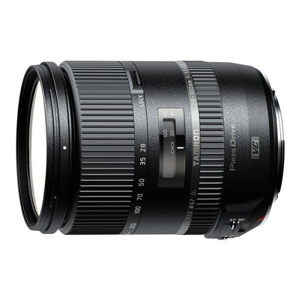 《新品》 TAMRON(タムロン) 28-300mm F3.5-6.3 Di VC PZD(キヤノン用)