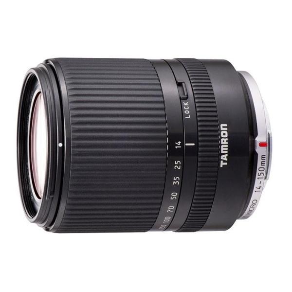 《新品》 TAMRON(タムロン) 14-150mm F3.5-5.8 Di III(マイクロフォーサーズ用) ブラック
