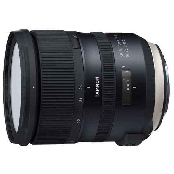《新品》 TAMRON (タムロン) SP 24-70mm F2.8 Di VC USD G2 A032E(キヤノン用)