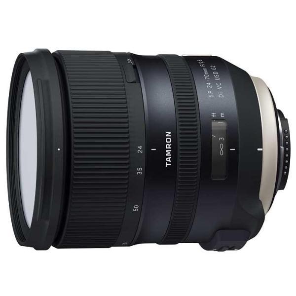 《新品》 TAMRON (タムロン) SP 24-70mm F2.8 Di VC USD G2 A032N(ニコン用)