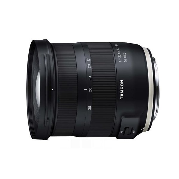 【ご予約受付中】《新品》TAMRON (タムロン) 17-35mm F/2.8-4 Di OSD / Model A037E(キヤノン用) 発売予定日 :2018年10月2日