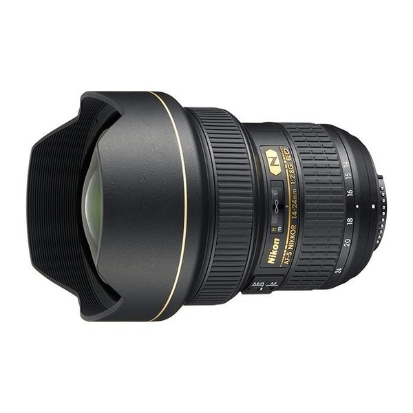 《新品》 Nikon(ニコン) AF-S NIKKOR 14-24mm F2.8G ED 【¥20,000-キャッシュバック対象】