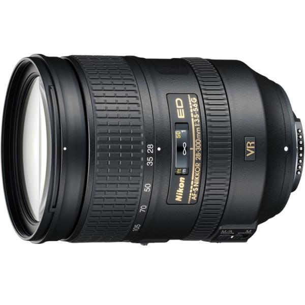 《新品》 Nikon(ニコン) AF-S NIKKOR 28-300mm F3.5-5.6G ED VR【EXUS?レンズプロテクト?77mmプレゼント】