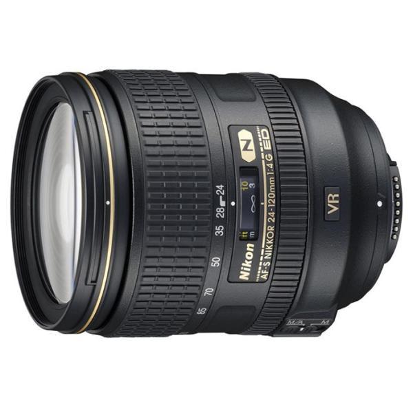 《新品》 Nikon(ニコン) AF-S NIKKOR 24-120mm F4G ED VR