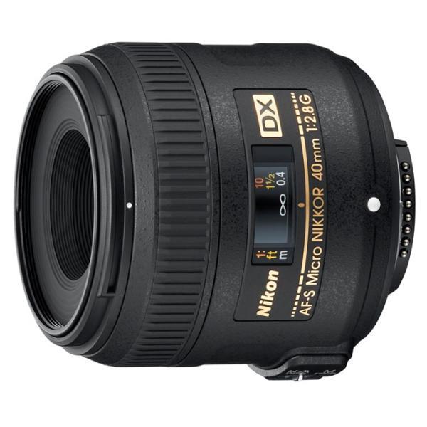 《新品》 Nikon(ニコン) AF-S DX Micro NIKKOR 40mm F2.8G