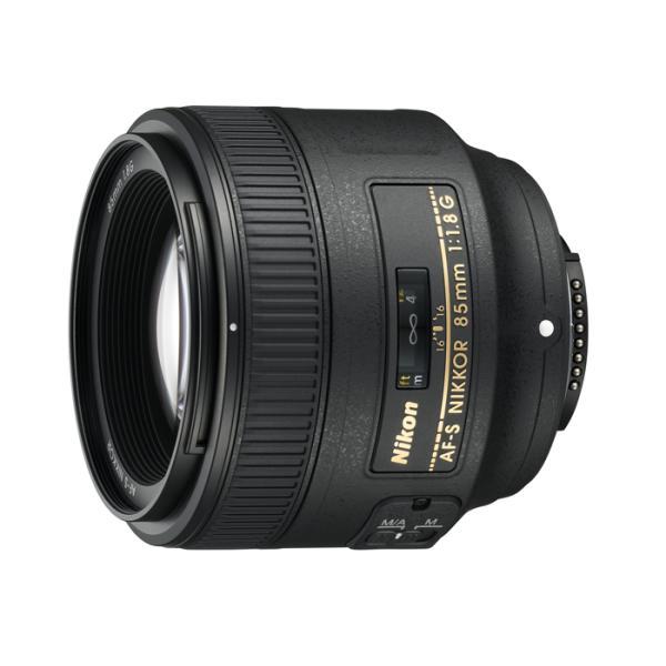 《新品》 Nikon(ニコン) AF-S NIKKOR 85mm F1.8G【¥5,000-キャッシュバック】【EXUSレンズプロテクト67mmプレゼント(¥5,280-相当)】