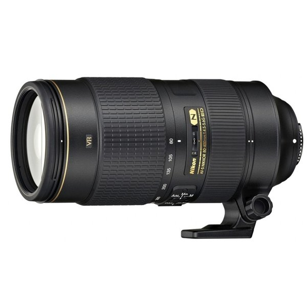 《新品》 Nikon(ニコン) AF-S NIKKOR 80-400mm F4.5-5.6G ED VR【¥20,000-キャッシュバック】【EXUSレンズプロテクト77mmプレゼント(¥6,680-相当)】