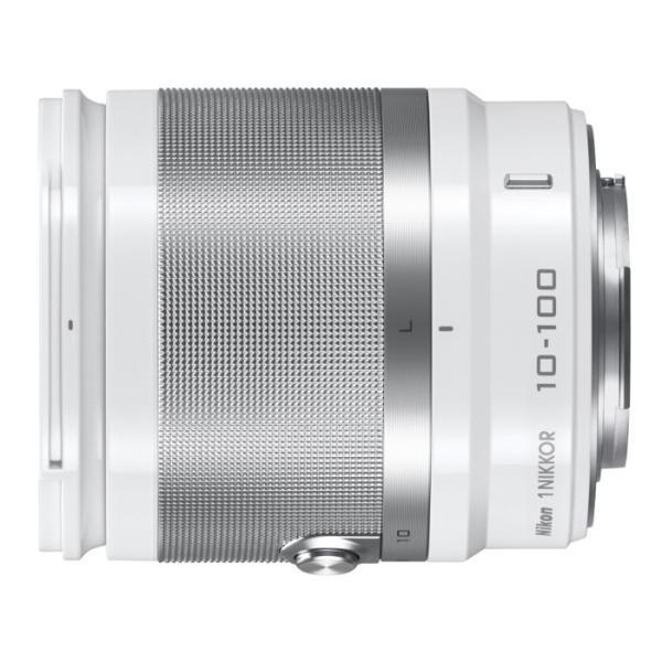 《新品》 Nikon(ニコン) 1 NIKKOR VR 10-100mm F4-5.6 ホワイト