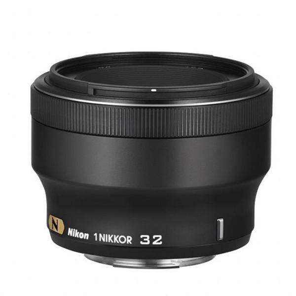 《新品》 Nikon(ニコン) 1 NIKKOR 32mm F1.2 ブラック
