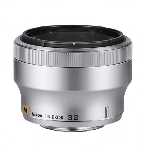 《新品》 Nikon(ニコン) 1 NIKKOR 32mm F1.2 シルバー