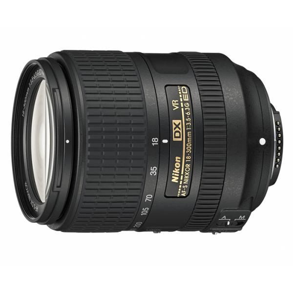 《新品》 Nikon (ニコン) AF-S DX NIKKOR 18-300mm F3.5-6.3G ED VR【EXUS?レンズプロテクト?67mmプレゼント】