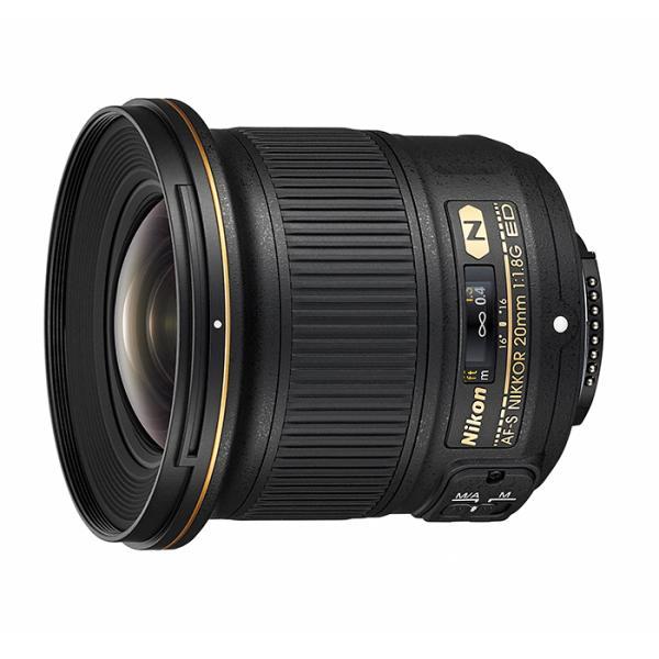 《新品》 Nikon(ニコン) AF-S NIKKOR 20mm F1.8G ED