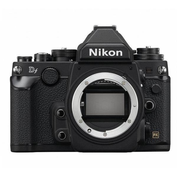 《新品》 Nikon(ニコン) Df ボディ ブラック[ デジタル一眼レフカメラ | デジタル一眼カメラ | デジタルカメラ ]