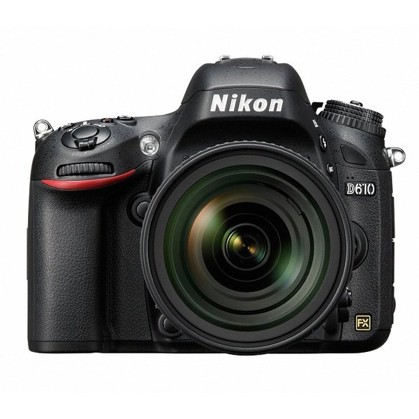 《新品》 Nikon(ニコン)D610 24-85VRレンズキット【¥5,000-キャッシュバック対象】【フォトツアー応募対象】【サンクスグッズプレゼント応募対象】