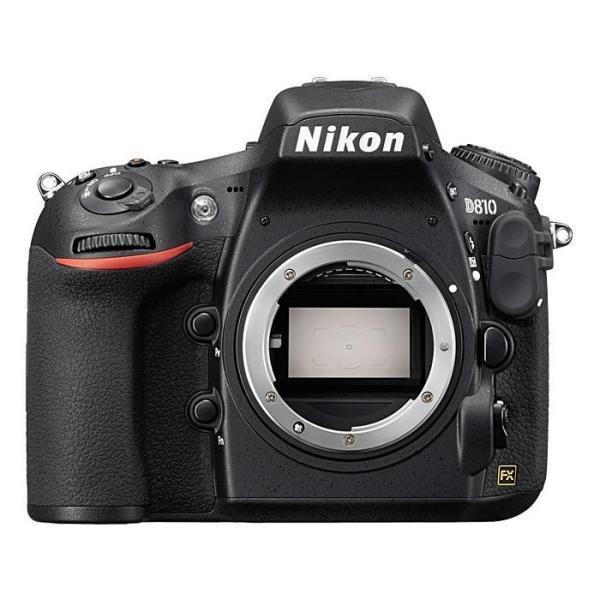 《新品》 Nikon(ニコン) D810 ボディ【SanDisk Extreme CFカード64GB / UHS-I SDXCカード64GBプレゼント】