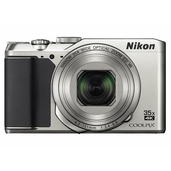 《新品》 Nikon (ニコン) COOLPIX A900 シルバー[ コンパクトデジタルカメラ ]|ymapcamera