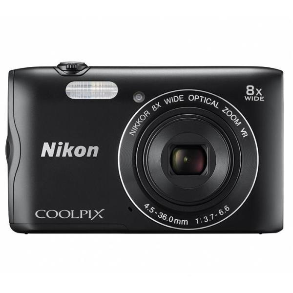 《新品》 Nikon (ニコン) COOLPIX A300 ブラック