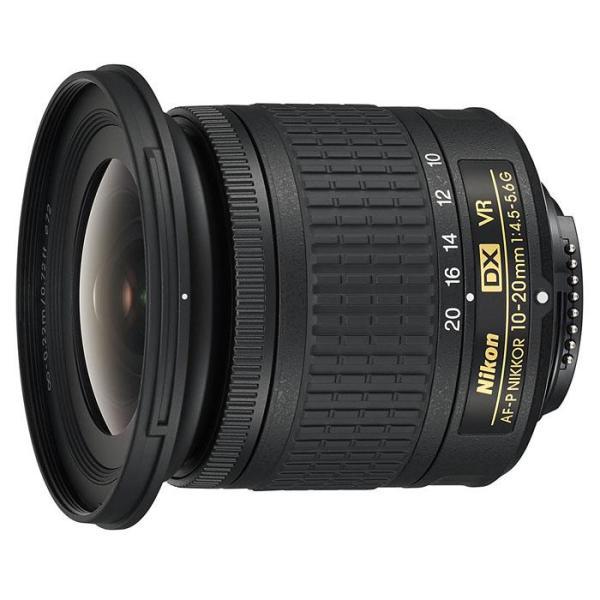 《新品》 Nikon(ニコン) AF-P DX NIKKOR 10-20mm F4.5-5.6G VR 【対象カメラと同時購入でキャッシュバック】