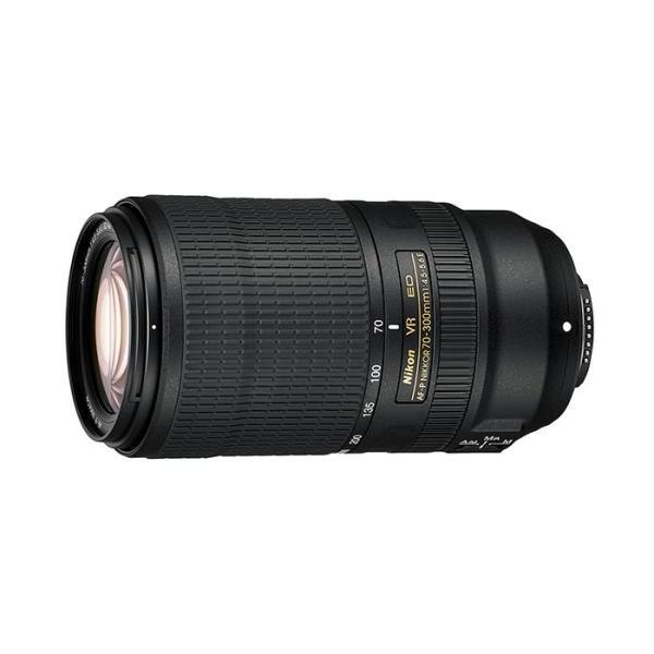 《新品》 Nikon (ニコン) AF-P NIKKOR 70-300mm F4.5-5.6E ED VR【¥5,000-キャッシュバック対象】