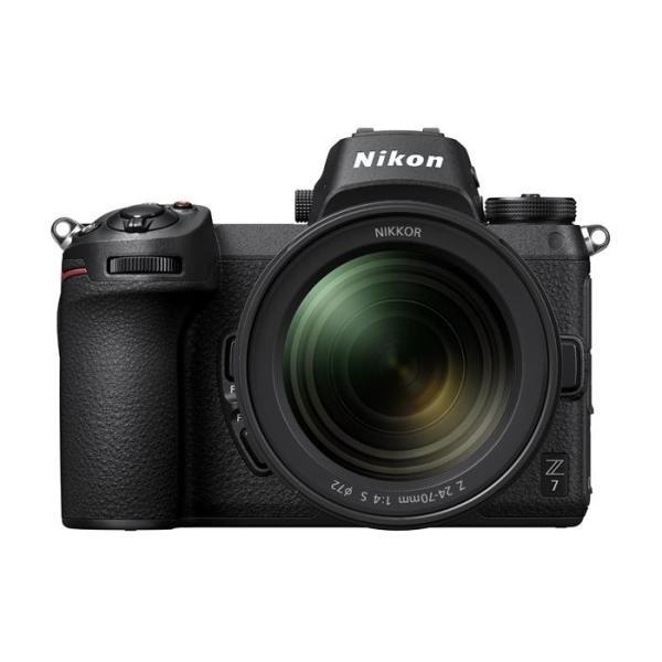 《新品》 Nikon (ニコン) Z7 24-70 + FTZマウントアダプターキット [ ミラーレス一眼カメラ ]【キャッシュバックキャンペーン対象】|ymapcamera|02
