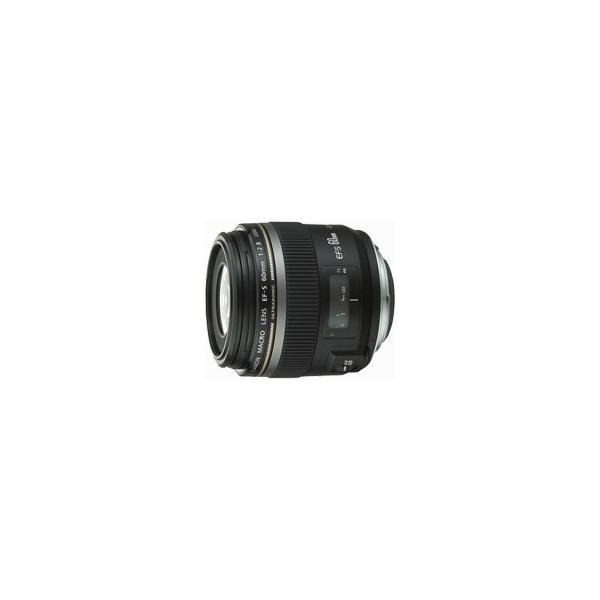 《新品》 Canon(キヤノン) EF-S 60mm F2.8 マクロ USM