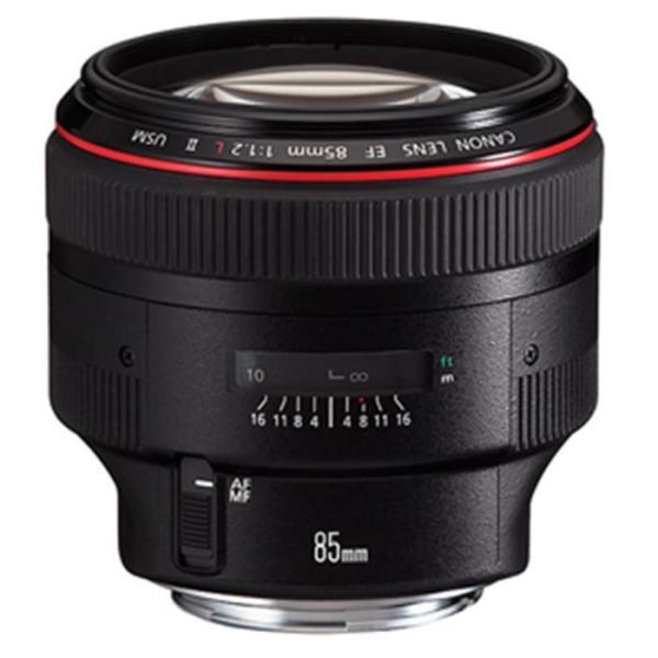 《新品》 Canon(キヤノン) EF85mm F1.2L II USM