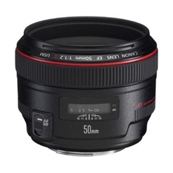 《新品》 Canon(キヤノン) EF50mm F1.2L USM