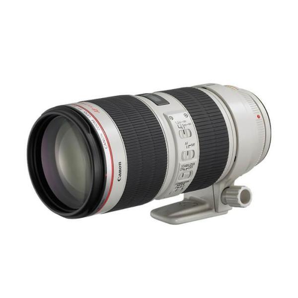 《新品》Canon(キヤノン) EF70-200mm F2.8L  IS II USM