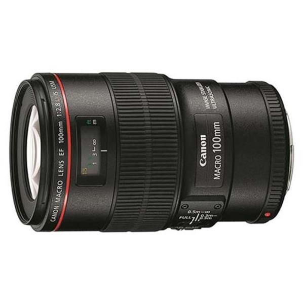 《新品》 Canon(キヤノン) EF 100mm F2.8Lマクロ IS USM