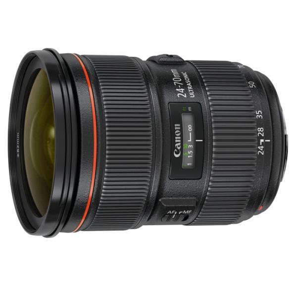 《新品》 Canon(キヤノン) EF24-70mm F2.8L II USM