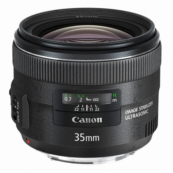 《新品》 Canon(キヤノン) EF35mm F2 IS USM