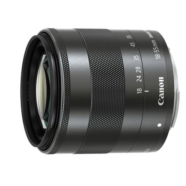 《新品》 Canon(キヤノン) EF-M18-55mm F3.5-5.6 IS STM