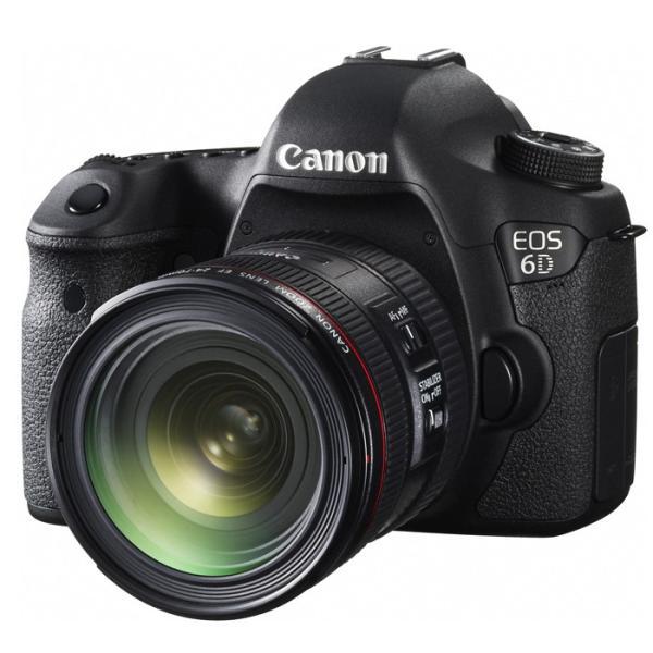 《新品》 Canon(キヤノン) EOS 6D EF24-70L IS USM レンズキット