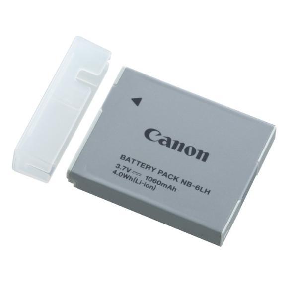 《新品アクセサリー》 Canon(キヤノン) バッテリーパック NB-6LH