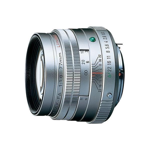 《新品》 PENTAX(ペンタックス) FA77mm F1.8 Limited シルバー
