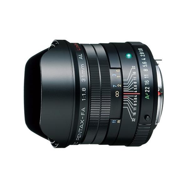 《新品》 PENTAX(ペンタックス) FA31mm F1.8 AL Limited ブラック