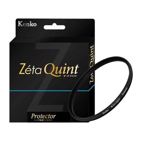 《新品アクセサリー》 Kenko (ケンコー) Zeta Quint プロテクター 46mm