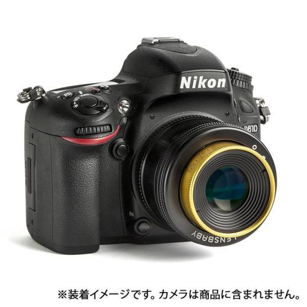 《新品》 Lensbaby (レンズベビー) Twist 60 60mm F2.5 (ニコン用)