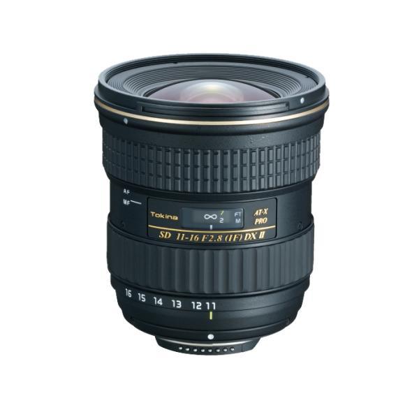 《新品》 Tokina AT-X 116 PRO DX II 11-16mm F2.8(IF) ASPHERICAL(ニコン用)[ Lens | 交換レンズ ]【メーカー保証2年】