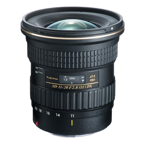 《新品》 Tokina  AT-X 11-20mm F2.8 PRO DX (キヤノン用)[ Lens | 交換レンズ ]【メーカー保証2年】