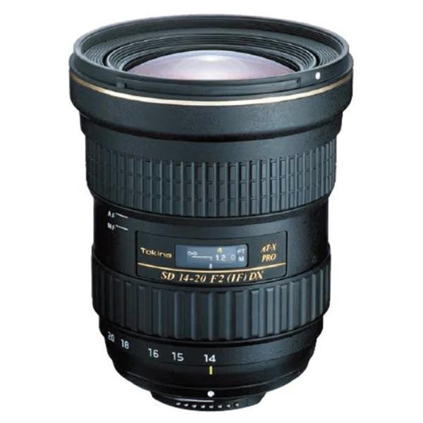 《新品》 Tokina  AT-X 14-20mm F2 PRO DX (ニコン用)[ Lens | 交換レンズ ]【メーカー保証2年】