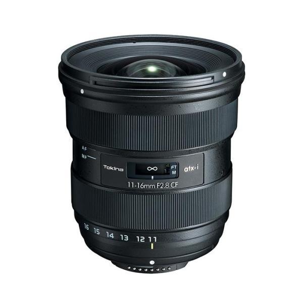 《新品》Tokina (トキナー) atx-i 11-16mm F2.8 CF NAF (ニコンF用) 【¥5,000-キャッシュバック対象】|ymapcamera
