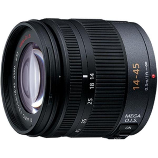 《新品》 Panasonic(パナソニック) LUMIX G VARIO 14-45mm F3.5-5.6 ASPH. MEGA OIS. (マイクロフォーサーズ)